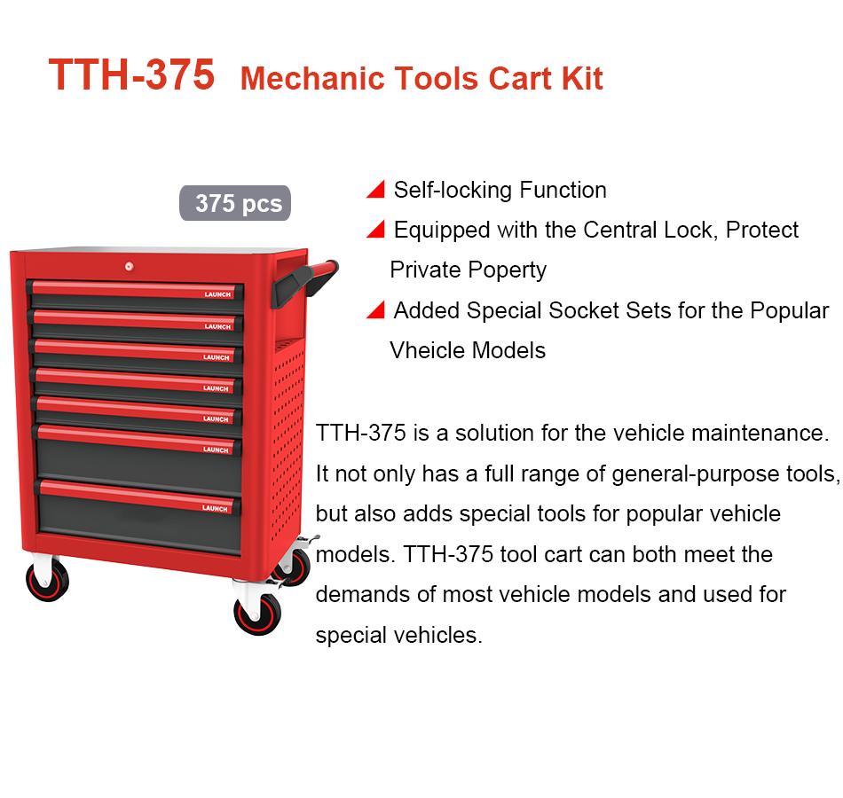 LAUNCH TTH-375